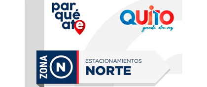 The mobile app that saves time when parking in Quito, Ecuador Image