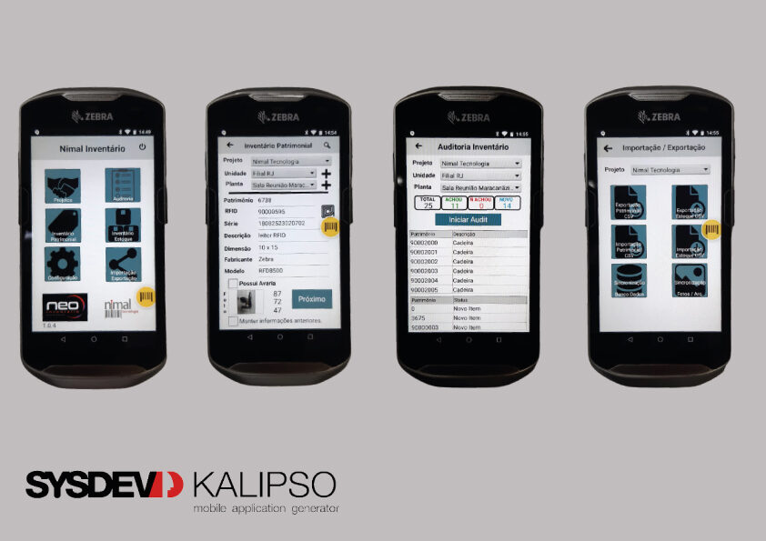 mobile app develop with Kalipso Studio in just 10 days